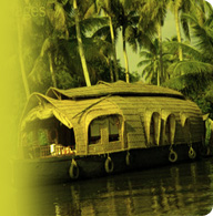 House-boats of Kerala